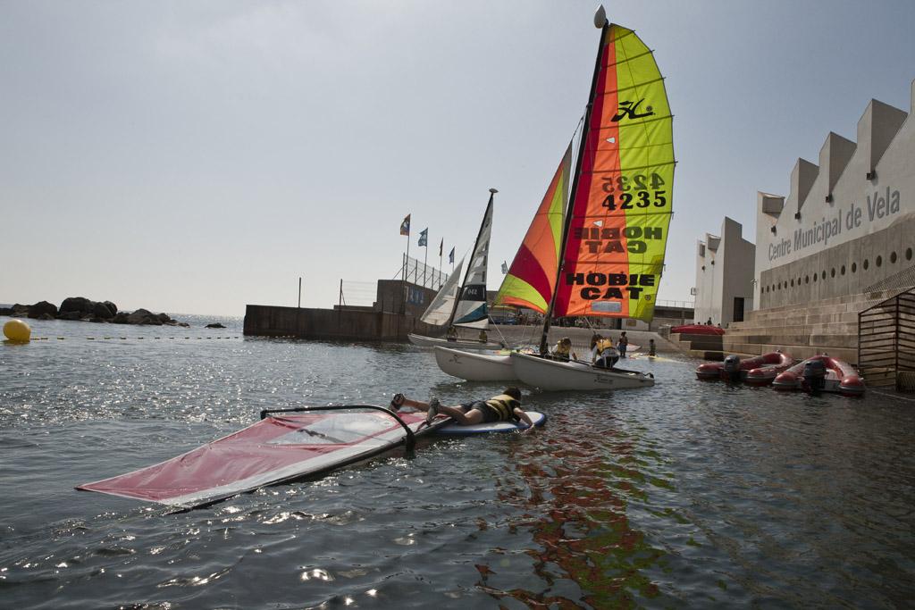 Las piscinas de verano se ponen en marcha cap de setmana bcn for Piscinas municipales barcelona
