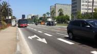 Recurs trànsit Diagonal