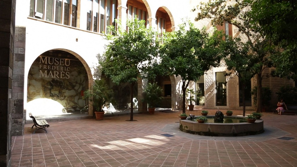 The Museu Frederic Marès, one of the most important collector museums in the ...