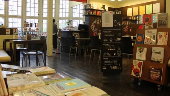 Cafès literaris