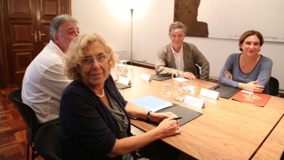 Primera trobada municipalista de ciutats