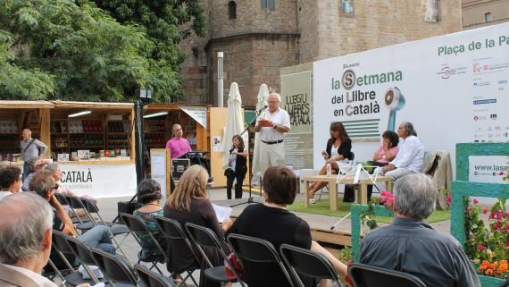 Setmana Llibre en Català 2015