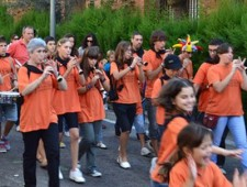 Montbau holds its local festival