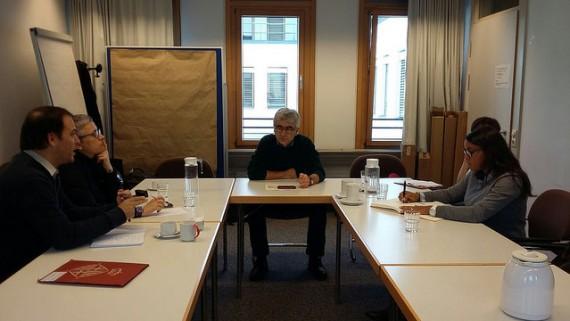 Els equips tècnics de Barcelona i Munic comparteixen l'estratègia en atenció de refugiats de llarga durada