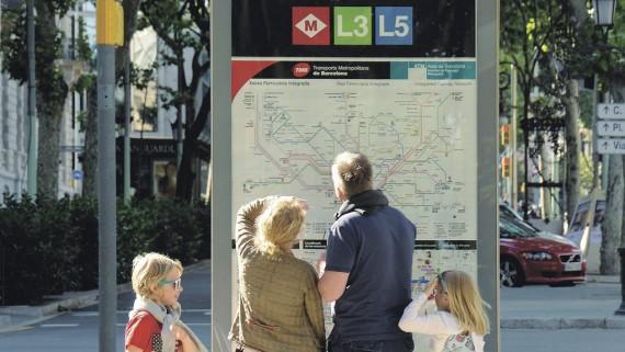metro, mobilitat, bicicleta, circulació, transport, setmana de la mobilitat sostenible i segura