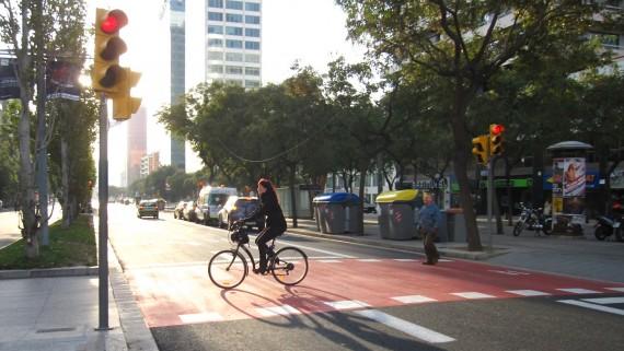 mobilitat, bicicleta, circulació, transport, setmana de la mobilitat sostenible i segura