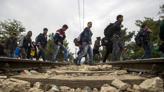 Refugiats (EFE)