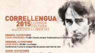 Programa Correllengua 2015