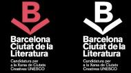 Logo Barcelona Ciutat de la Literatura