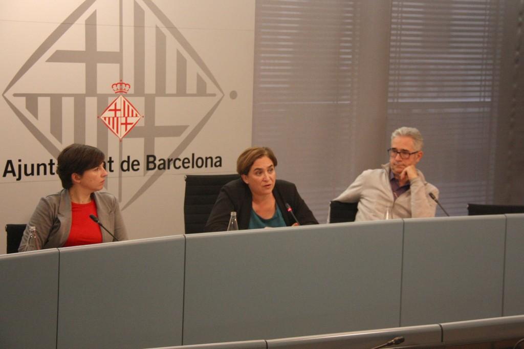 Barcelona reclama la cesi n obligatoria de pisos vac os de for Oficina de habitatge