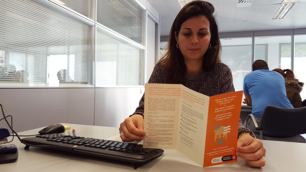 Se pone en marcha un nuevo servicio de atenci n a la for Oficina habitatge barcelona
