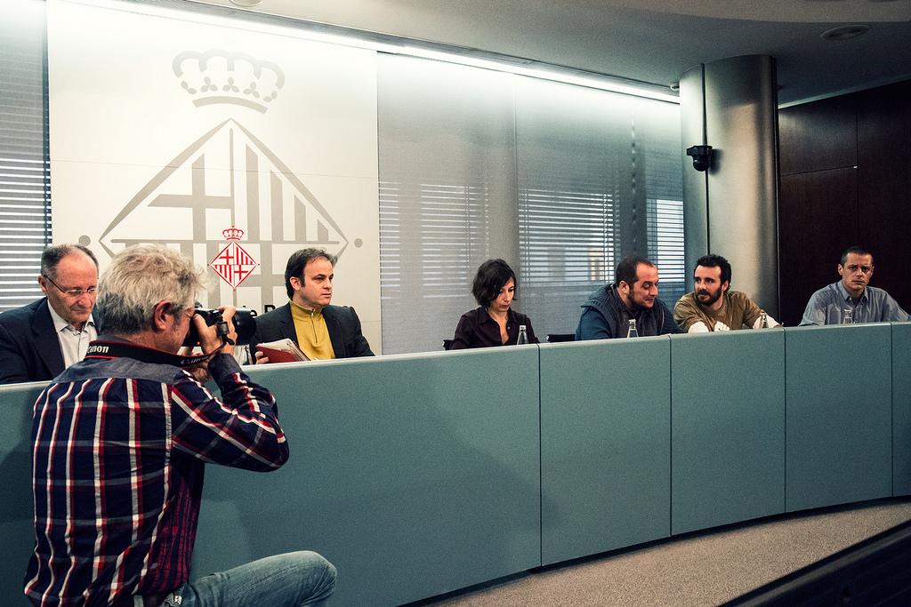Barcelona crea la oficina para la transparencia y las for Oficina hacienda barcelona