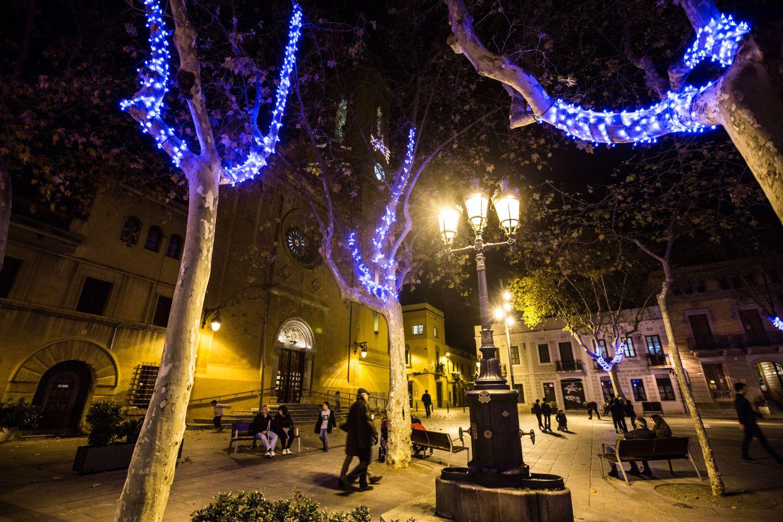 A more sustainable christmas in barcelona distrito de - Tanatori sant gervasi barcelona ...