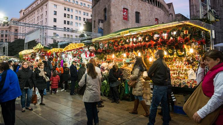 Resultado de imagen de mercat santa llucia barcelona