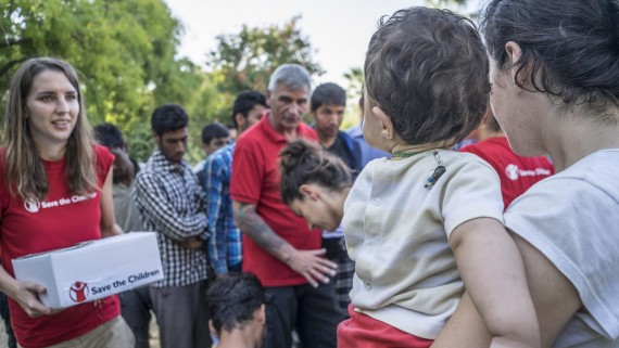 Campanya nens refugiats