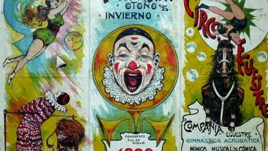 Cartell del circ Tivoli de 1899