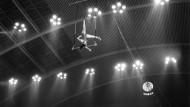 Festival Mundial del Circo, Fira de Barcelona 1956-1957