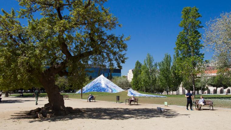 Parc de l'Estació del Nord - Abril 2015