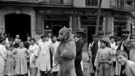 circ a Barcelona final segle XIX