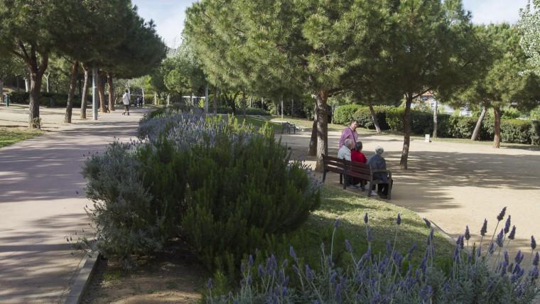 Jardins de Rosa de Luxemburg - Maig 2015