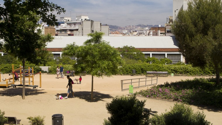 Parc de la Primavera - Maig 2015