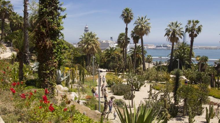 Jardins de Mossèn Costa i Llobera - Maig 2015