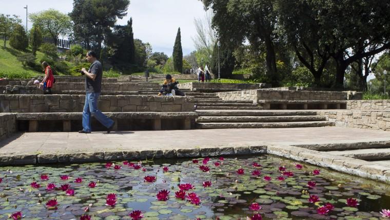 Jardins de Mossèn Cinto Verdaguer - Maig 2015