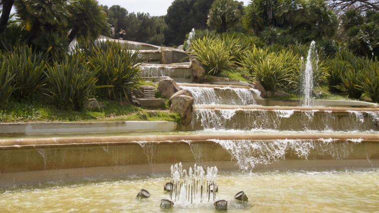 Jardins del Mirador de l'Alcalde - Maig 2015
