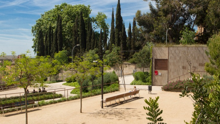 Parc Torrent Maduixer _ Maig 2015