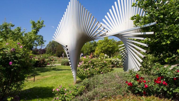 Parc de Cervantes - Maig 2015