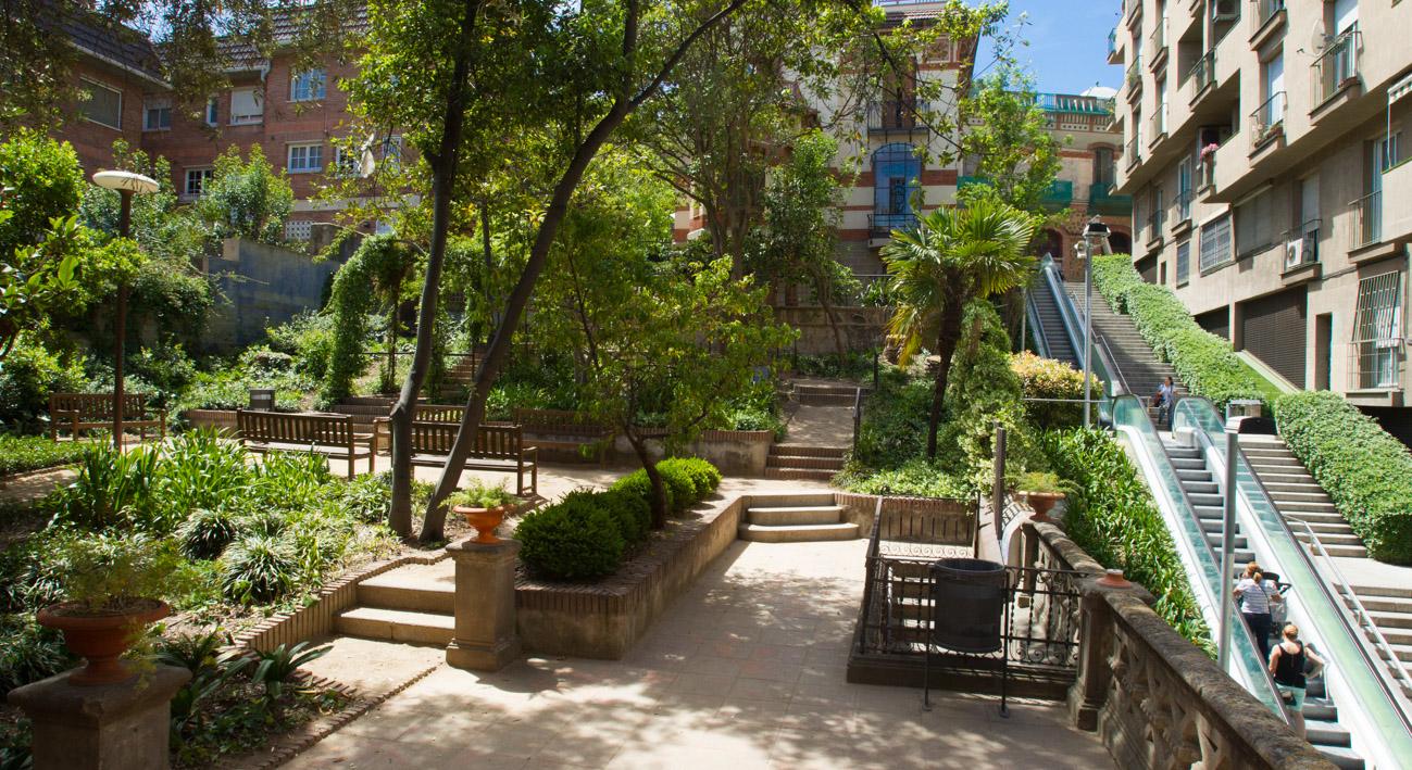 Jardines de portol web de barcelona - Jardines de barcelona ...