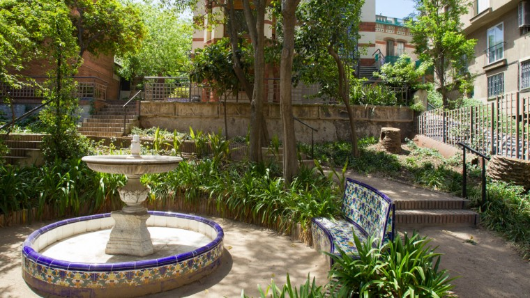 Jardins de Portolà - Maig 2015