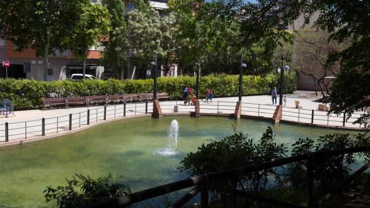 Parc de la Pegaso - Maig 2015