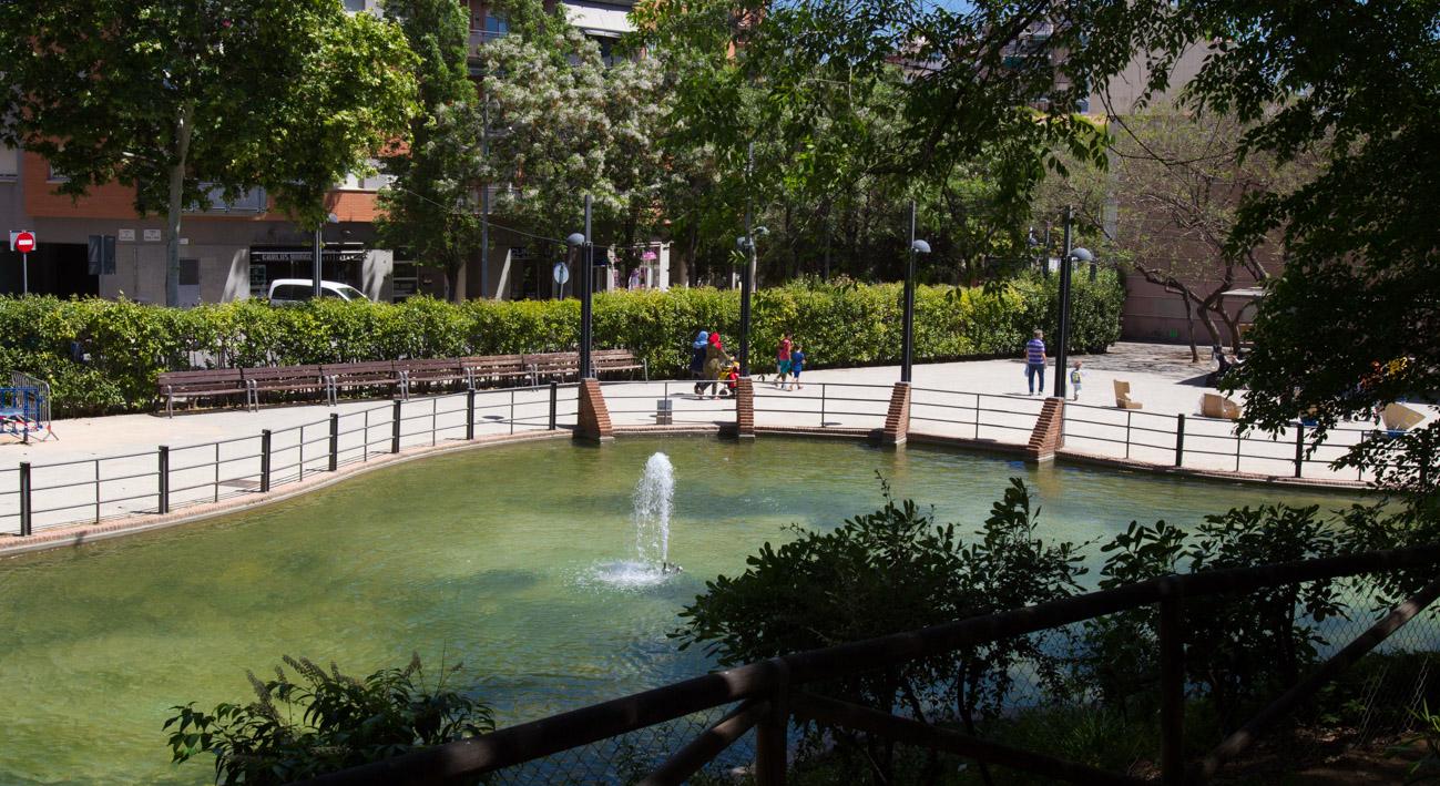 Parque De La Pegaso Gu A Bcn Agenda De Actividades Directorios  ~ Mercadillos En Barcelona Y Alrededores