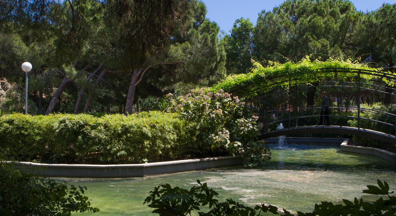 Parque de la pegaso web de barcelona for Parques y jardines de barcelona