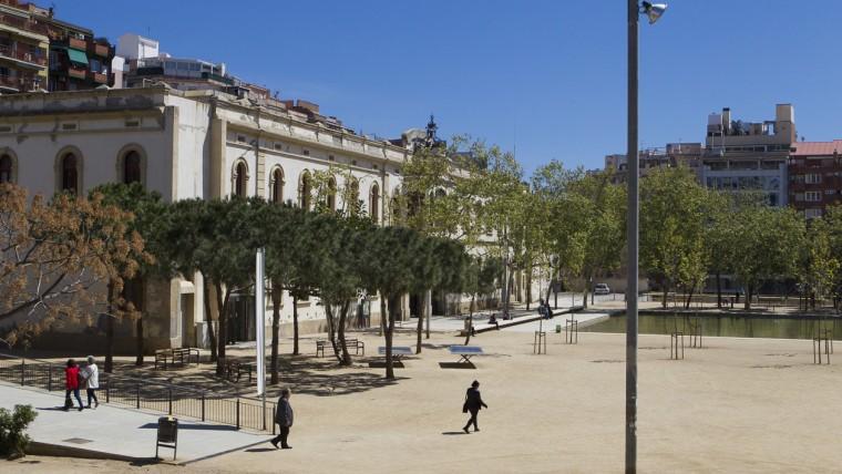 Jardins del Príncep de Girona - Abril 2015