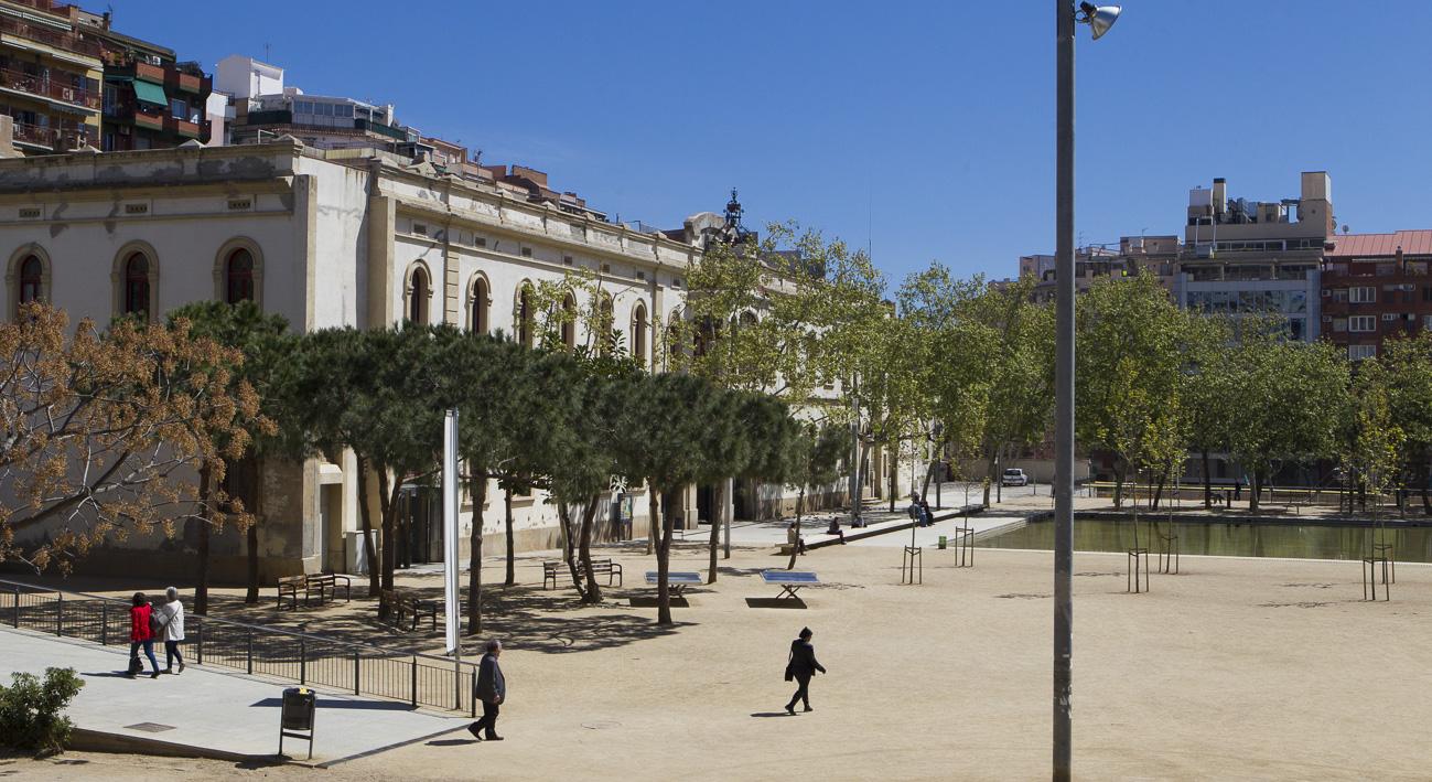 Jardines del pr ncep de girona web de barcelona - Jardines de barcelona ...