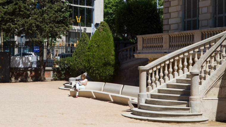 Jardins del Palau Robert - Maig 2015