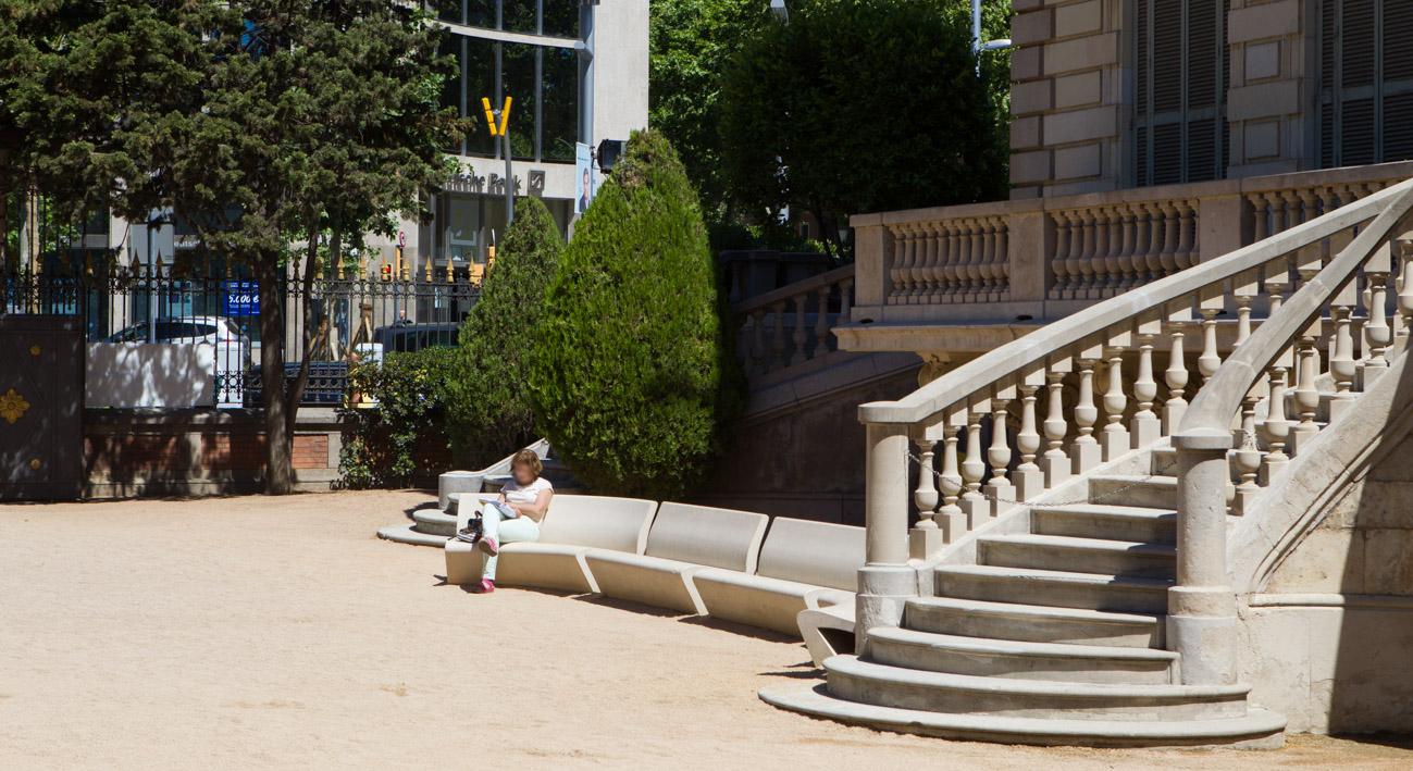 Jardines del palau robert gu a bcn agenda de for Escuelas de jardineria en barcelona