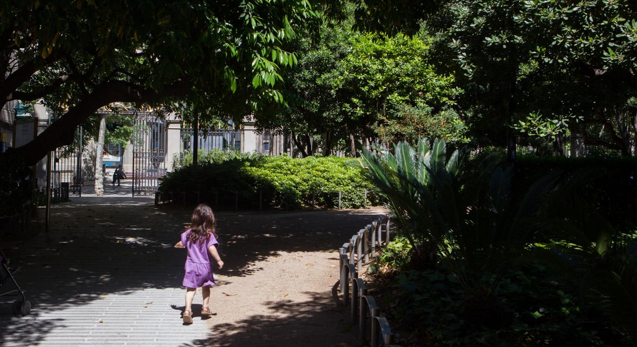 Jardines del palau robert gu a bcn agenda de - Jardins del palau ...