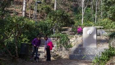 Parc de la Font del Racó - Gener 2015