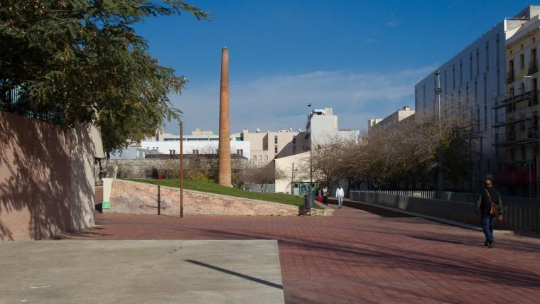 Jardins de Sant Pau del Camp - Gener 2015