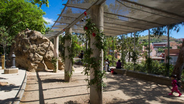 Parc de la Creueta del Coll - Maig 2015