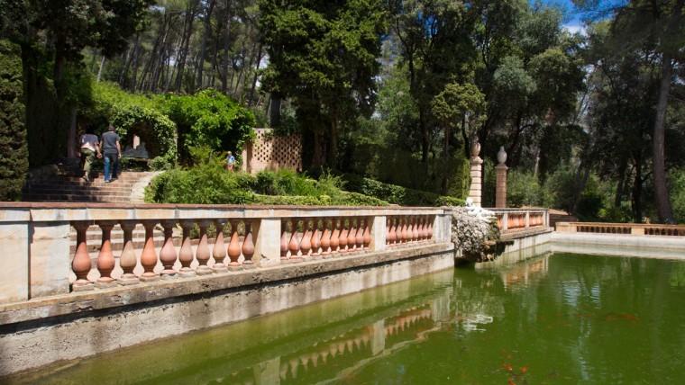 Parc del Laberint d'Horta - Maig 2015