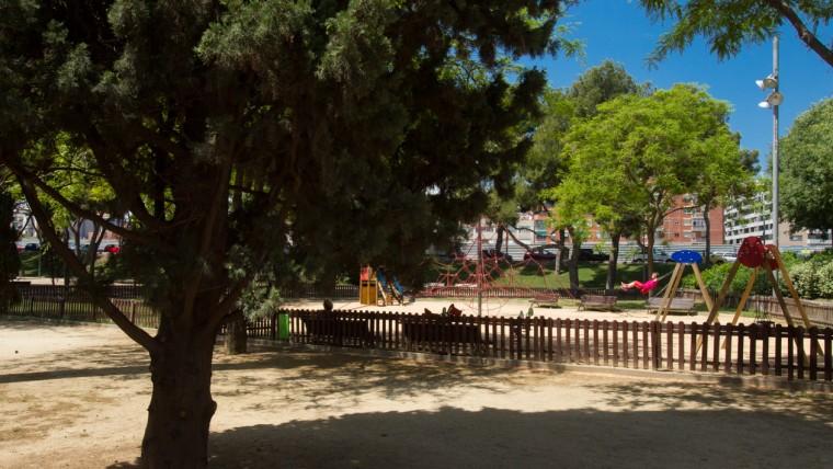 Parc de la Maquinista de Sant Andreu - Maig 2015