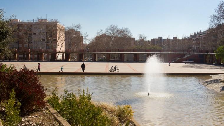 Parc Plaça de Sóller - Febrer 2015