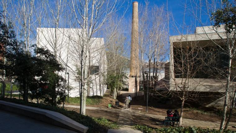 Jardins de Miquel Martí i Pol - Febrer 2015