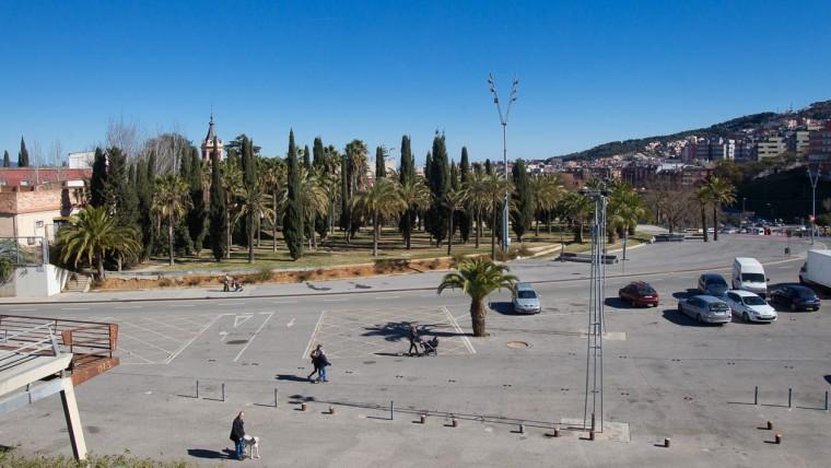 Parc de la Vall d'Hebron - Febrer 2015
