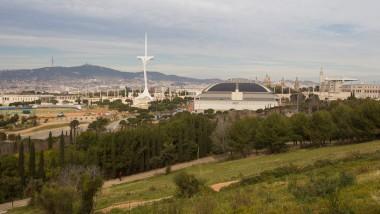 Parc de Montjuïc - Febrer 2015
