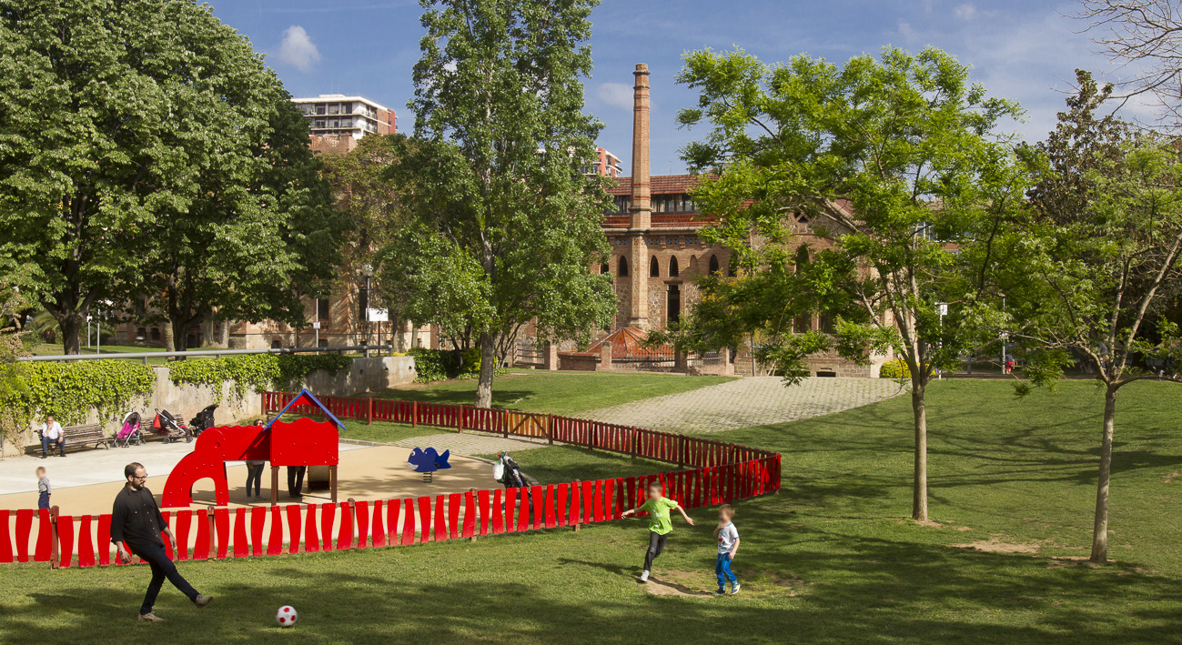 Jardins de la maternitat web de barcelona - Jardines de barcelona ...